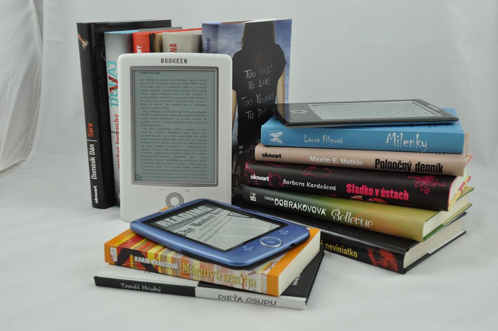 čo sú e-knihy?
