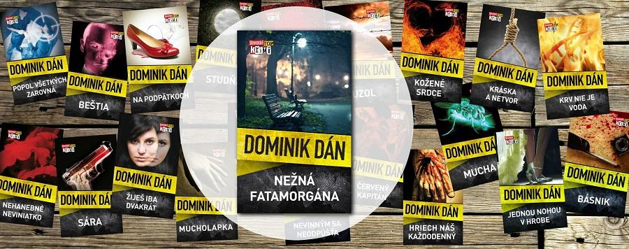 knihy Dominika Dána